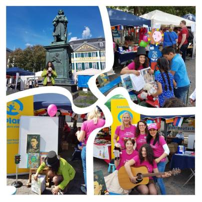 Bonn's Fest der Kulturen, May 2017