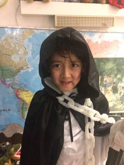 A Grim Reaper -