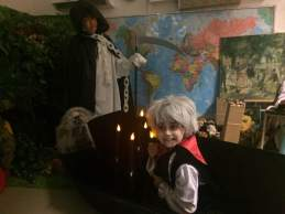 Count Dracula and the Grim Reaper